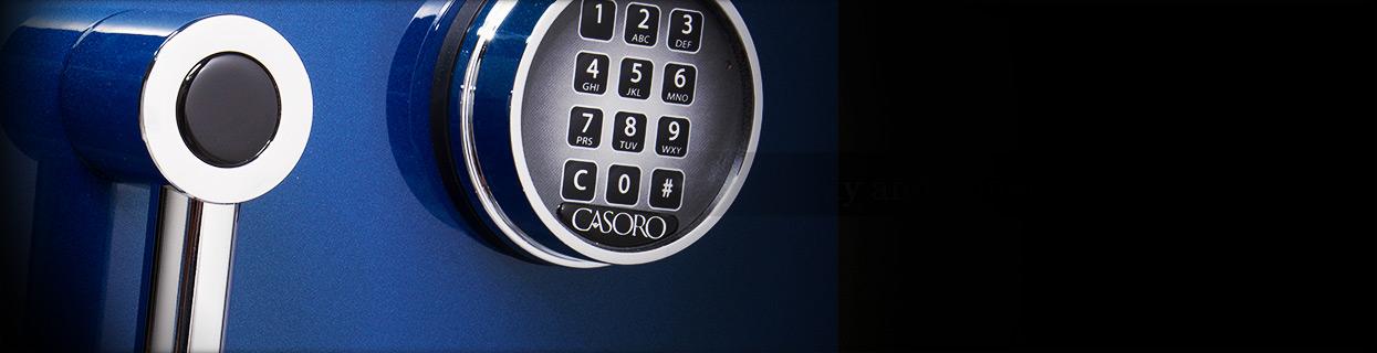 Casoro Safe lock